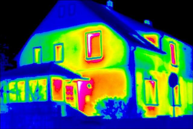 Professionelle Thermografie-Aufnahmen